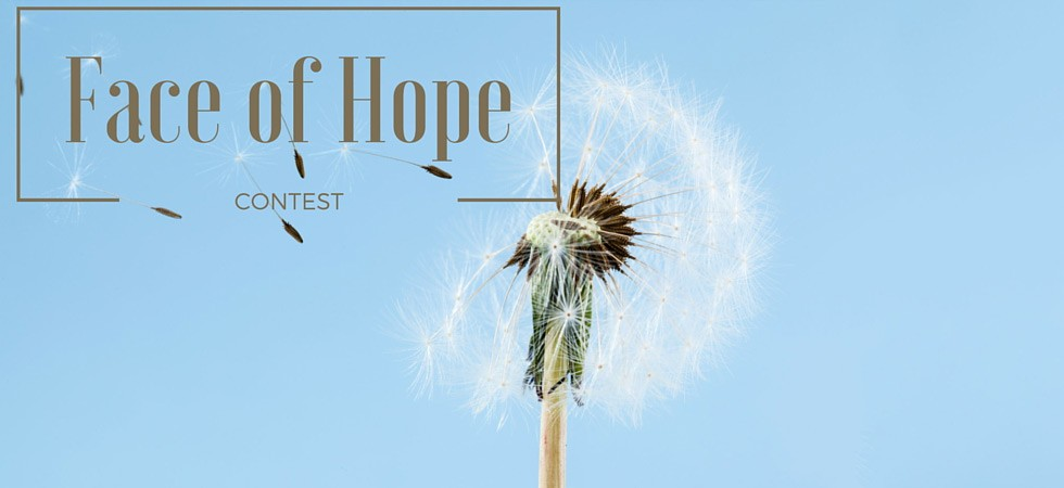 Face of Hope Contest