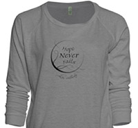 Hope Never Fails Shirt