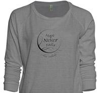 Hope Never Fails Shirt