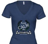 Stay Calm and Fight On Shirt